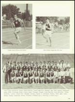1972 Crespi Carmelite High School Yearbook Page 136 & 137