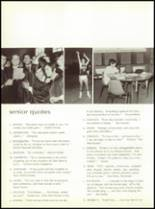 1972 Crespi Carmelite High School Yearbook Page 142 & 143