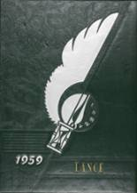 1959 Yearbook St. Mary's High School