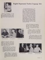1959 Colorado Springs High School Yearbook Page 20 & 21