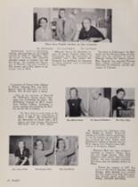 1959 Colorado Springs High School Yearbook Page 22 & 23