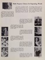 1959 Colorado Springs High School Yearbook Page 36 & 37
