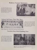1959 Colorado Springs High School Yearbook Page 40 & 41