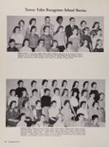1959 Colorado Springs High School Yearbook Page 64 & 65