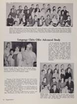 1959 Colorado Springs High School Yearbook Page 66 & 67