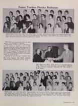 1959 Colorado Springs High School Yearbook Page 72 & 73