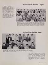 1959 Colorado Springs High School Yearbook Page 78 & 79