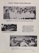 1959 Colorado Springs High School Yearbook Page 84 & 85