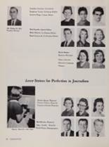 1959 Colorado Springs High School Yearbook Page 86 & 87