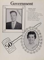 1959 Colorado Springs High School Yearbook Page 88 & 89