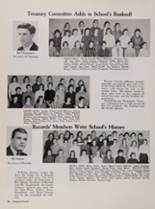 1959 Colorado Springs High School Yearbook Page 90 & 91