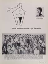 1959 Colorado Springs High School Yearbook Page 92 & 93