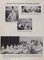 1959 Colorado Springs High School Yearbook Page 102 & 103