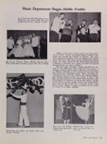 1959 Colorado Springs High School Yearbook Page 110 & 111