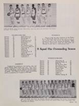 1959 Colorado Springs High School Yearbook Page 132 & 133