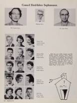 1959 Colorado Springs High School Yearbook Page 154 & 155