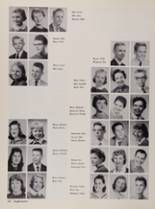 1959 Colorado Springs High School Yearbook Page 156 & 157