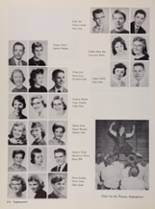 1959 Colorado Springs High School Yearbook Page 158 & 159