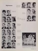 1959 Colorado Springs High School Yearbook Page 160 & 161