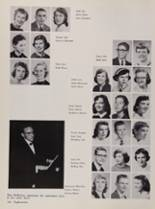 1959 Colorado Springs High School Yearbook Page 168 & 169