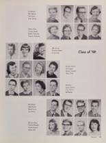 1959 Colorado Springs High School Yearbook Page 172 & 173