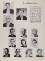 1959 Colorado Springs High School Yearbook Page 190 & 191