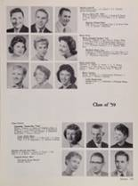 1959 Colorado Springs High School Yearbook Page 194 & 195