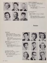 1959 Colorado Springs High School Yearbook Page 196 & 197