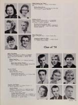 1959 Colorado Springs High School Yearbook Page 198 & 199