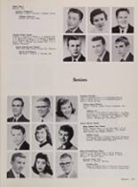 1959 Colorado Springs High School Yearbook Page 200 & 201