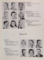 1959 Colorado Springs High School Yearbook Page 202 & 203