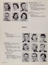 1959 Colorado Springs High School Yearbook Page 204 & 205
