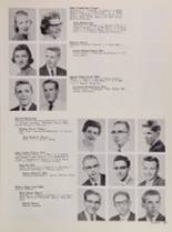 1959 Colorado Springs High School Yearbook Page 206 & 207