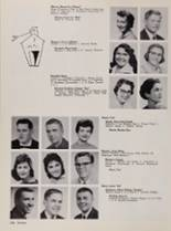 1959 Colorado Springs High School Yearbook Page 210 & 211