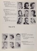 1959 Colorado Springs High School Yearbook Page 214 & 215
