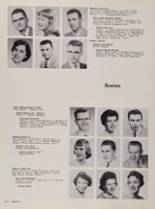 1959 Colorado Springs High School Yearbook Page 220 & 221