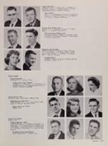 1959 Colorado Springs High School Yearbook Page 222 & 223