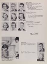 1959 Colorado Springs High School Yearbook Page 226 & 227