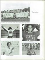 1979 Wilmington High School Yearbook Page 116 & 117