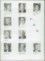 1968 Filer High School Yearbook Page 12 & 13
