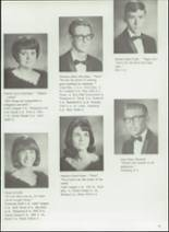 1968 Filer High School Yearbook Page 18 & 19