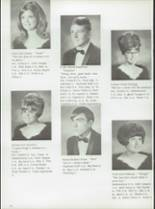 1968 Filer High School Yearbook Page 22 & 23