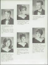 1968 Filer High School Yearbook Page 24 & 25