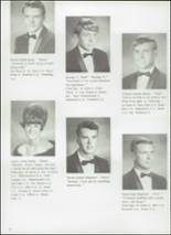 1968 Filer High School Yearbook Page 26 & 27