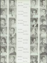 1968 Filer High School Yearbook Page 36 & 37