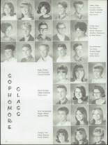 1968 Filer High School Yearbook Page 42 & 43