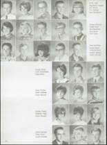 1968 Filer High School Yearbook Page 44 & 45