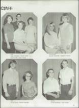 1968 Filer High School Yearbook Page 52 & 53
