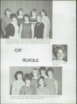 1968 Filer High School Yearbook Page 54 & 55