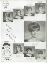 1968 Filer High School Yearbook Page 56 & 57